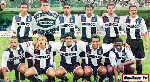 Besiktas 1998 - 1999 sezonu