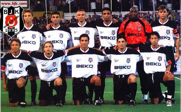 Besiktas 1999 - 2000 sezonu