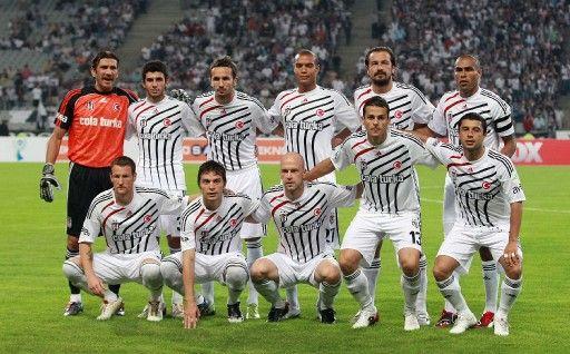 Besiktas 2009 - 2010 sezonu
