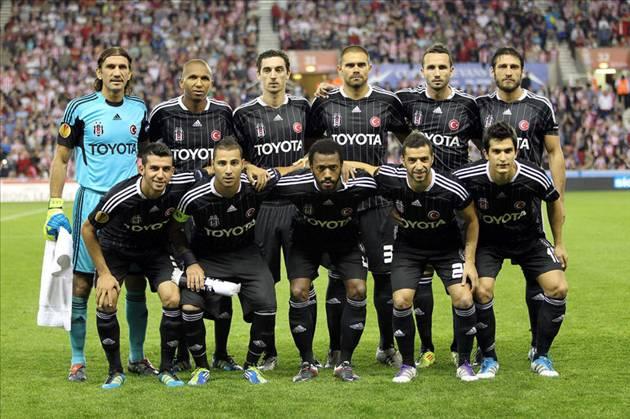 Besiktas 2011 - 2012 sezonu