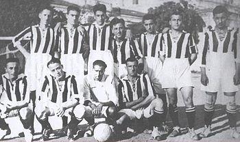 Besiktas 1923 - 1924 sezonu