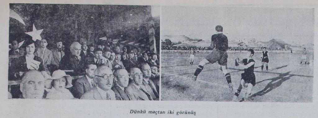 Besiktas 1935 - 1936 sezonu