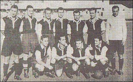 Besiktas 1939 - 1940 sezonu