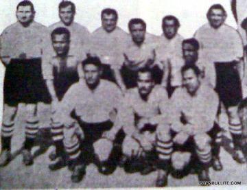 Besiktas 1950-1951-sezonu