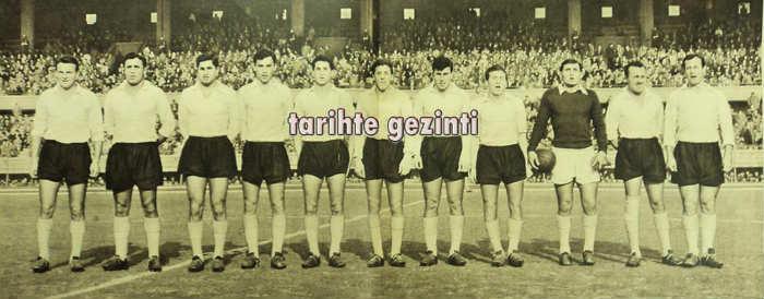 Besiktas 1957 - 1958 sezonu