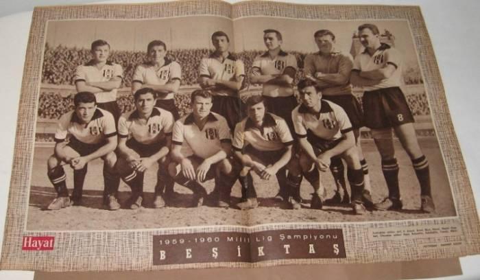 Besiktas 1959 - 1960 sezonu