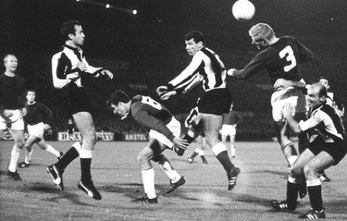 Besiktas Avrupa Ajax 1967