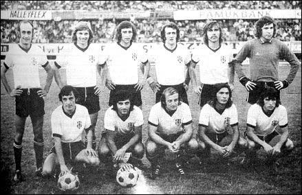 Besiktas 1975 - 1976 sezonu