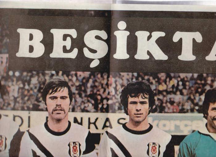 Besiktas 1977