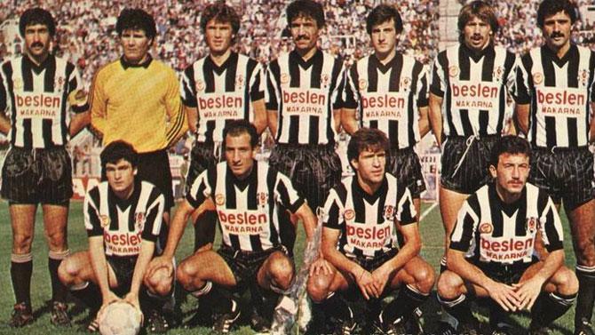 Besiktas 1986 - 1987 sezonu