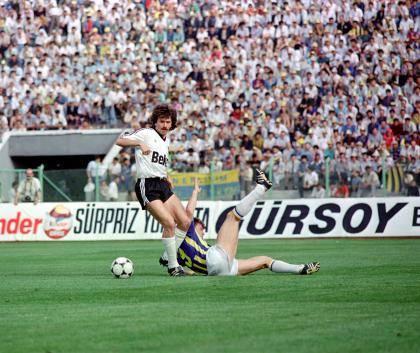 Besiktas 1992 - 1993 sezonu