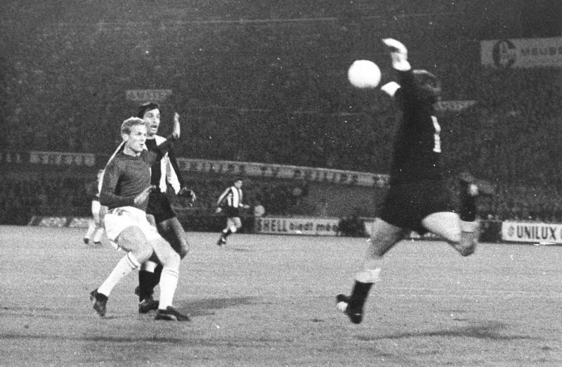Besiktas Ajax 1965
